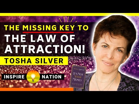🌟TOSHA SILVER: The Missing KEY to The LAW OF ATTRACTION! | It's NOT Your Money