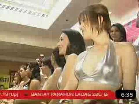 ニューハーフ Filipino newhalf beauty contest