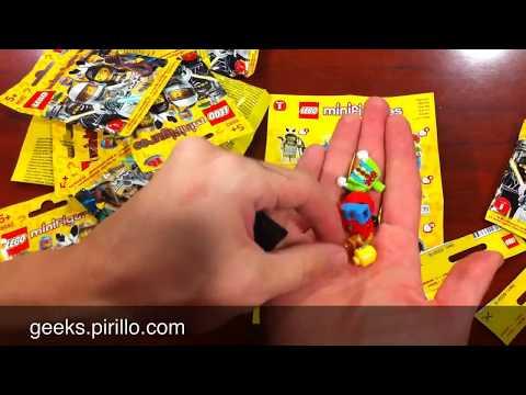 Thumb LEGO Minifigures