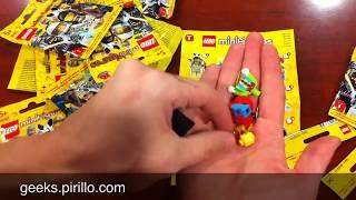 Thumb LEGO Minifiguras