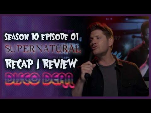 Supernatural Season 10 Episode 1 Recap Review Spoilers