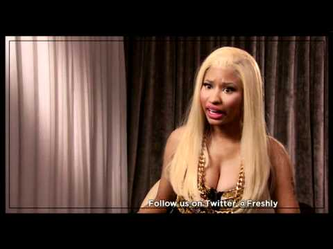 NICKI MINAJ INTERVIEW