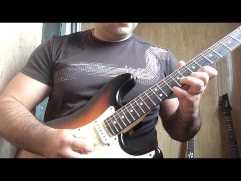 Уроки игры на электрогитаре от Руслана Шведченко