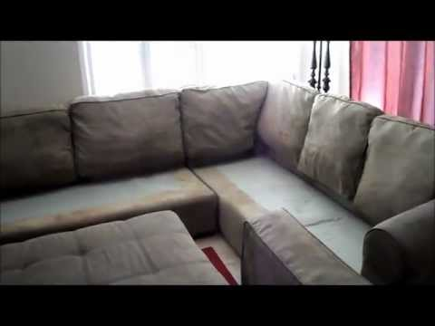 how to reupholster a couch how to save money and do it yourself. Black Bedroom Furniture Sets. Home Design Ideas