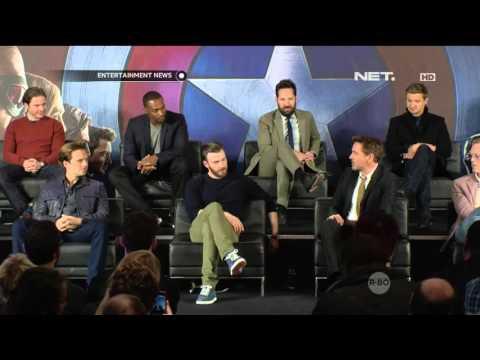 Keseruan Premiere Captain America Civil War di Berbagai Negara