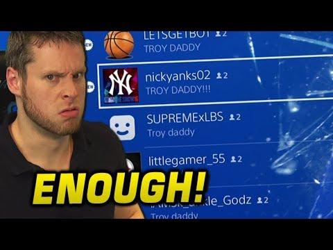I'VE HAD ENOUGH! STOP CALLING ME TROYDADDY! NBA 2K17