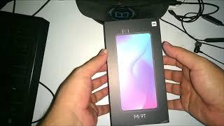 Unboxing Xiaomi MI 9 T