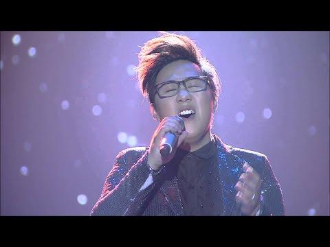 Mùa yêu cũ (hát live) - Trung Quân idol #1
