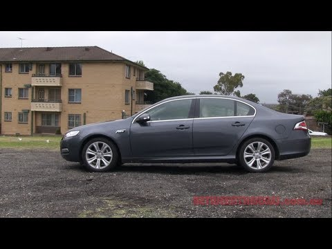 Ford Falcon G6E EcoBoost review
