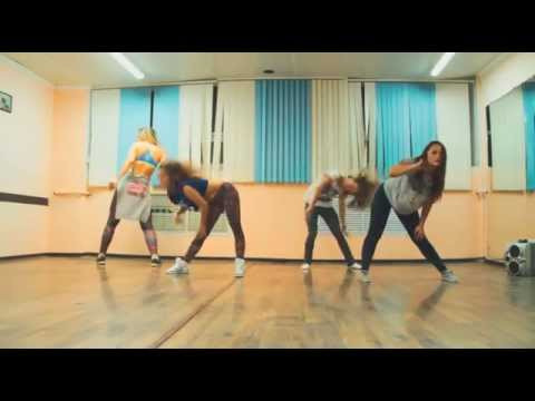 New Dancehall choreo by Natali on song Kalash & Pompis - Independent gyal | Inside dance studio
