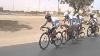 Cyclisme | Tour du Sénégal  2016 - L'Algérie s'impose avec Abderramane Mansour