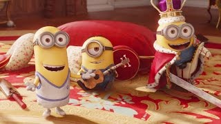 MINIONS - Official Trailer 3 (2015) Despicable Me Spin-off HD