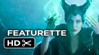 Maleficent Featurette - IMAX (2014) - Angelina Jolie Disney Movie HD