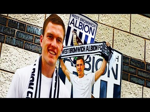 Craig Gardner - Welcome to West Bromwich Albion | 2014/2015