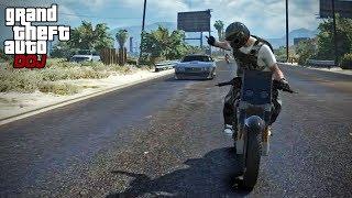 GTA 5 Roleplay - DOJ 187 - Smashing Mirrors (Criminal)