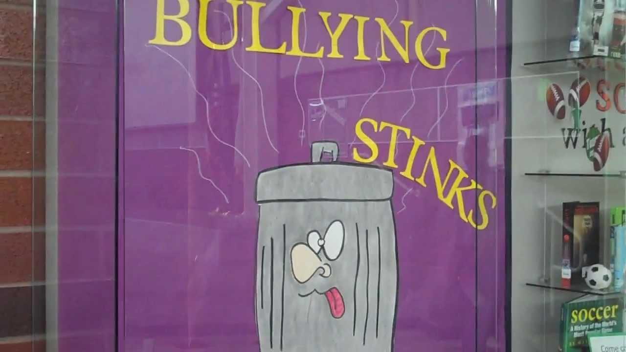 Bullying Stinks - YouTube