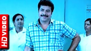 Thappana - Thappana - Mammootty argues with Nurse HD Video