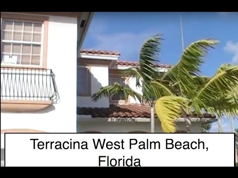 Bank Foreclosure in Terracina West Palm Beach,FL - Built 05, 4,314 under air, Gated, Waterfront