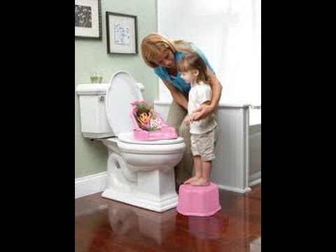 How To Potty Train A Girl - Potty Training Tips For Girls video