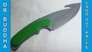 download lagu 3d Printed Knife: Gut Knife From Cs:go gratis