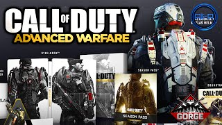 Call of Duty: ADVANCED WARFARE - Special Editions! (DLC Maps, Guns & More) COD 2014