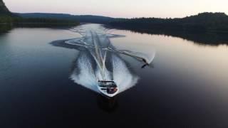 Waterskiing Montage, Ottawa River