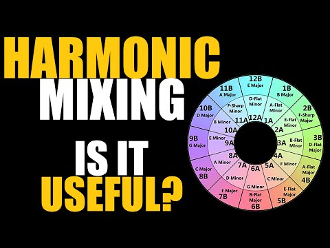 Harmonic Mixing. Is it useful?