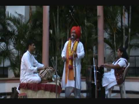 Charudatta Aaphale-kirtan-part 13-with Sanjay Karandikar On Tabla & Reshim Markale On Organ video