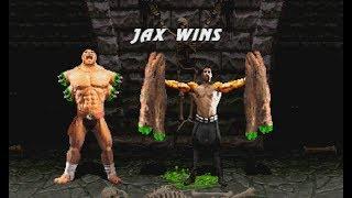 Mortal Kombat Chaotic (2019) Season 2.2 - Jax (Emsi-D) Full Playthrough
