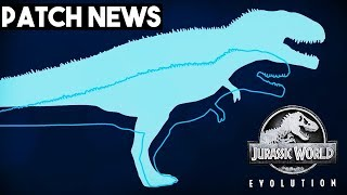 ALL THE NEW PATCH NEWS - NEW GAME MODE COMING! | Jurassic World: Evolution Patch News