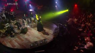 Uhm Jung Hwa - Come 2 Me Remix  Live 20090501HD