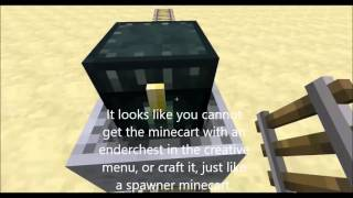Minecart with Enderchest in 1.9??? [APRIL FOOLS!]