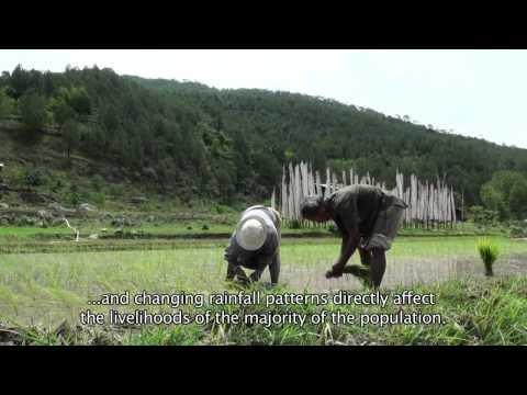 Loss and Damage case study fieldwork, Bhutan