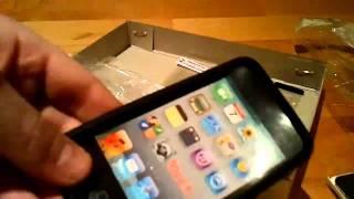 iPod Touch 4G Unboxing MaryCom Mega Pack Deutsch/German HD   TouchTech