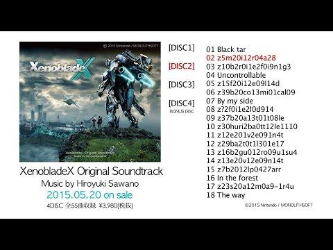 澤野弘之 「XenobladeX」Original Soundtrack