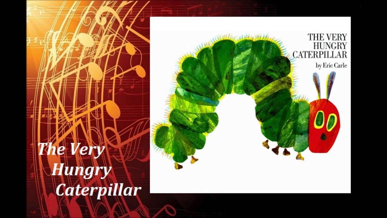 The very hungry caterpillar music box