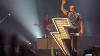 [HD] The Killers Live in Manila - When You Were Young