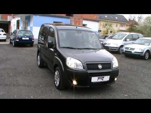 2008  Fiat Doblo 1.9 JTD MULTIJET DYNAMIC Review.Start Up. Engine. and In Depth Tour