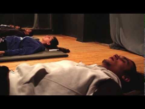"""On Fear"" (""Sobre o Medo""): Freedom Theater de Jenin, Palestina"