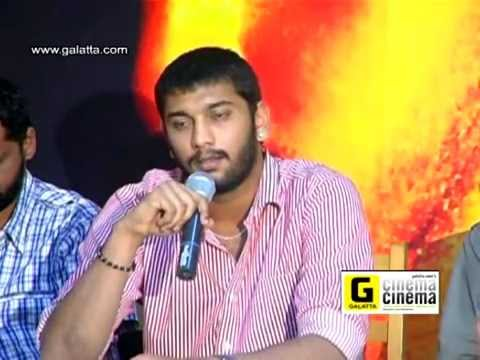 Mouna Guru Press Meet