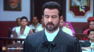Adaalat - Shrapit Khanzar 2 - Episode 323 - 10th May 2014