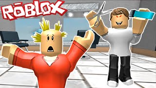 ESCAPE THE BARBER SHOP! | Roblox