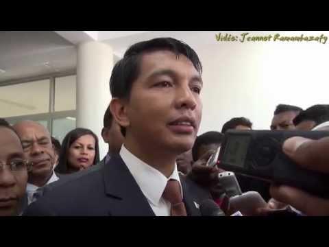 Andry Rajoelina. Le retour, 11 décembre 2014