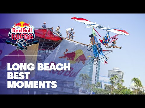 Red Bull Flugtag - Long Beach 2010 Video