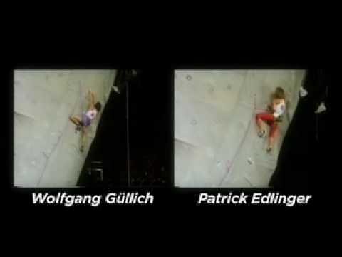 Wolfgang GULLICH vs Patrick EDLINGER, 1989