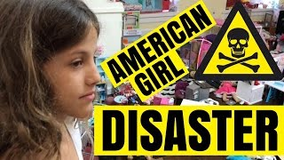 American Girl Room Disaster - World