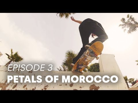 Skating Casablanca and Marrakesh. | Petals Of Morocco E3