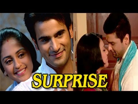 Viren Jeevika's NEW SURPRISE for Virat Manvi in Ek Hazaaron Mein Meri Behna Hain 16th August 2012