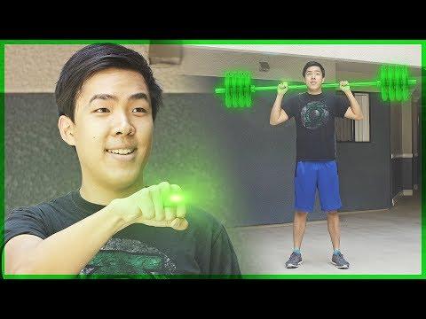 Green Lantern Workout thumbnail