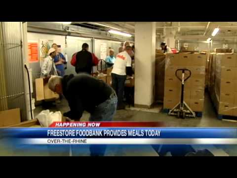 Freestore Foodbank will help thousands of families